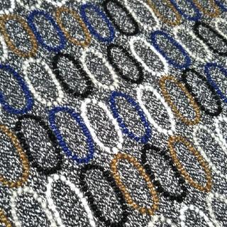 ミナペルホネン(mina perhonen)のミナペルホネン tarte 生地幅半分×50cm チャコール ファブリック(ファブリック)