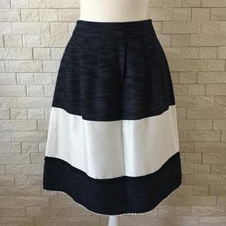 コトゥー(COTOO)のCOTOO美品スカート(ひざ丈スカート)