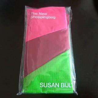 スーザンベル(SUSAN BIJL)の新品未使用 スーザンベル エコバッグ M  限定 SUSANBIJL バッグ (エコバッグ)