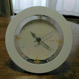 アフタヌーンティー(AfternoonTea)の☆新品☆Afternoon Tea 時計(置時計)