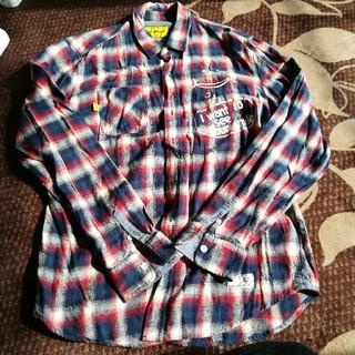 シマムラ(しまむら)の中古メンズ カッターシャツ(シャツ)