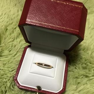 カルティエ(Cartier)のカルティエ リング 完品美品 カルティエサイズ17 PINK GOLD(リング(指輪))