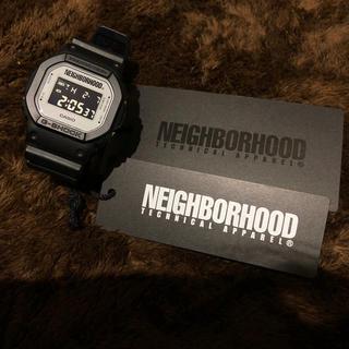 NEIGHBORHOOD - 17SS NEIGHBORHOOD G-SHOCK コラボ 記念モデル