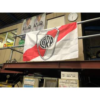 River Plate/CAリーベル・プレート/フラッグ/90㎝×150㎝(記念品/関連グッズ)