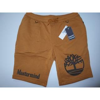 マスターマインドジャパン(mastermind JAPAN)のMastermind x Timberland Shorts Wheat / M(ショートパンツ)