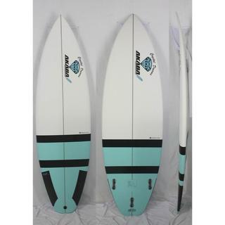 送料無料 AKABA surftech DLPHIN FLEX 5'8''(サーフィン)
