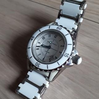 シャルルホーゲル(Charles Vogele)のCharles Vogele CERMAMIC 腕時計(腕時計)