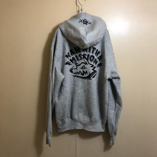MAN WITH A MISSION - 良品 MAN WITH A MISSION パーカー S 初期デザイン