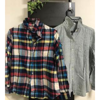 チャオパニックティピー(CIAOPANIC TYPY)のCIAOPANIC TIPY チェックシャツ(シャツ/ブラウス(長袖/七分))