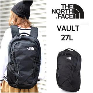 THE NORTH FACE - ザノースフェイス VAULT リュック 新品 バックパック 27L 黒 ブラック