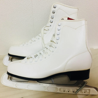 フィギュアスケート専用靴 25.0センチ(ウインタースポーツ)