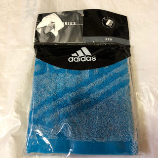 アディダス(adidas)のadidas⭐️バンドタオル(タオル/バス用品)