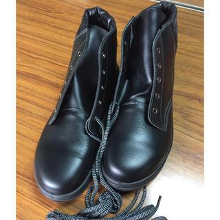 シモン(Simond)の新品 安全靴 革製 シモン 27EEE (その他)