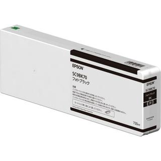 EPSON 純正 インクカートリッジ SC9BK70(店舗用品)