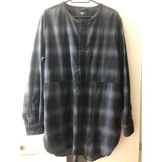 ブラウニー(BROWNY)のロングプルオーバーネルシャツ(Tシャツ/カットソー(七分/長袖))
