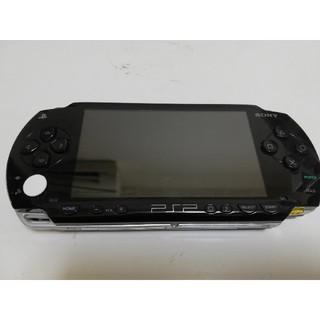 プレイステーションポータブル(PlayStation Portable)のセット売り  PSP1000+ソフト8本(携帯用ゲーム本体)
