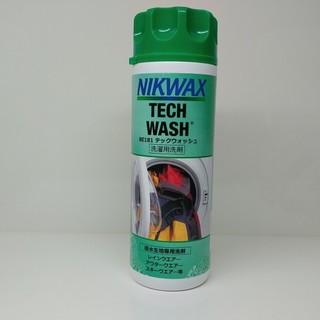 NIKWAX ニクワックス TECH WASH スノーウェアー用洗濯用洗剤(その他)