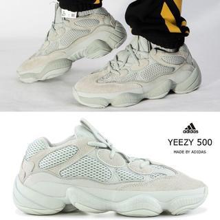 アディダス(adidas)のAdidas ×Kanye West Yeesy500Salt size10.5(スニーカー)