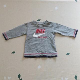 ナイキ(NIKE)のNIKE  長袖Tシャツ 80(Tシャツ)