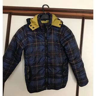 ジーユー(GU)のGU size140 子供用ダウンジャケット(ジャケット/上着)