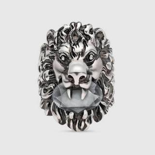 グッチ(Gucci)のgucci ライオン リング(リング(指輪))