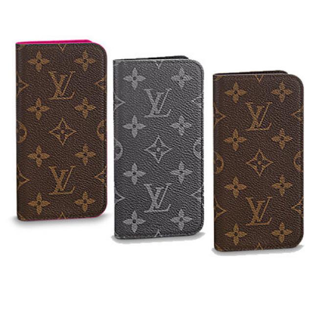 モスキーノ iphone8plus ケース 革製 | LOUIS VUITTON - ルイヴィトンIPHONE X・フォリオ 大人気 スマホケースの通販 by ツバクロー777's shop|ルイヴィトンならラクマ
