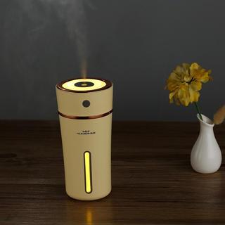 加湿器 humidifier mini コードレス(加湿器/除湿機)