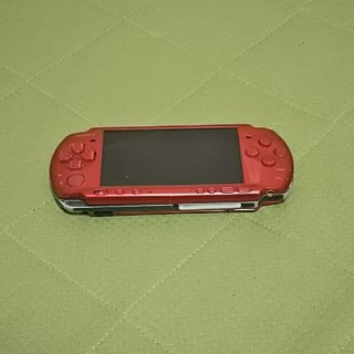 プレイステーションポータブル(PlayStation Portable)のPSP 本体のみ ジャンクです(携帯用ゲーム本体)