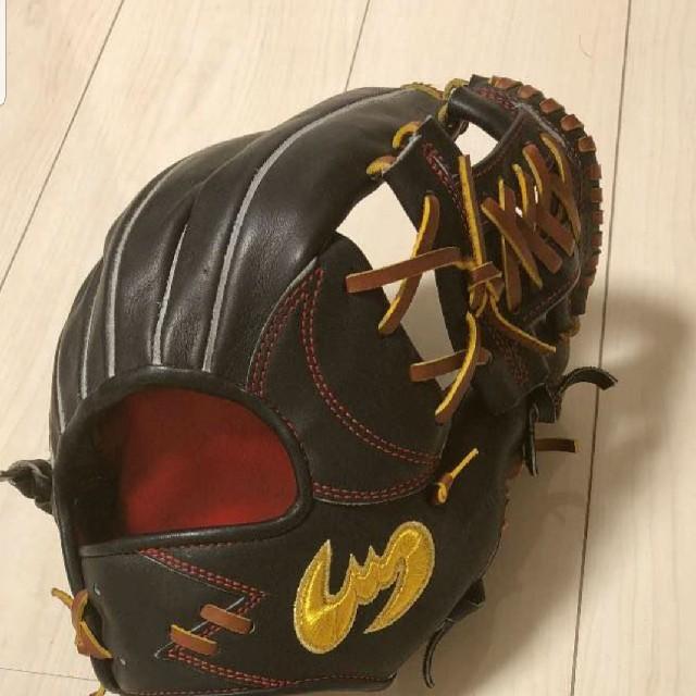 Zeems(ジームス)のshow様専用!Zeems ジームス軟式グローブ スポーツ/アウトドアの野球(グローブ)の商品写真