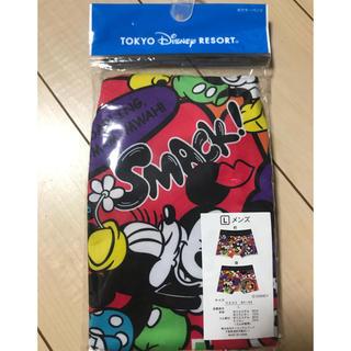 ディズニー(Disney)のディズニー パンツ Lサイズ(ボクサーパンツ)