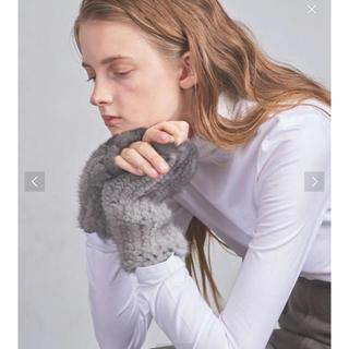 ユナイテッドアローズ(UNITED ARROWS)のmammam2194様専用 ユナイテッドアローズ ミンクグローブ(手袋)