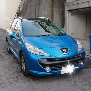 プジョー(Peugeot)の2009年 プジョー 207sw 48000km 検32/11(車体)