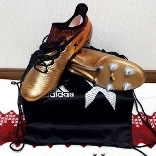 アディダス(adidas)のアディダス スパイク X17.1SG (サッカー)