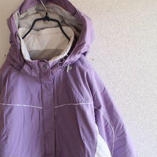 コロンビア(Columbia)のUS コロンビア lavender 中綿 マウンテン ジャケット ウェアー(ウエア/装備)