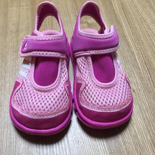 アディダス(adidas)の14cm アディダスサンダルガールズ(サンダル)