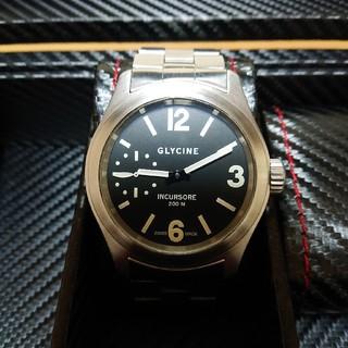 グリシン(GLYCINE)のGLYCINE インクルソーレ Ref.3804(腕時計(アナログ))