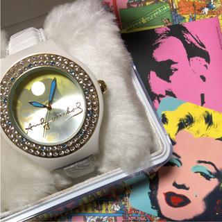 アンディウォーホル(Andy Warhol)のੈ✩‧₊˚ Andy Warhol * ੈ✩‧₊˚(腕時計(アナログ))