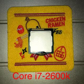 インテレクション(INTELECTION)のIntel core i7-2600k(PCパーツ)