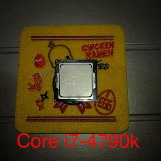 インテレクション(INTELECTION)のintel core i7-4790k(PCパーツ)