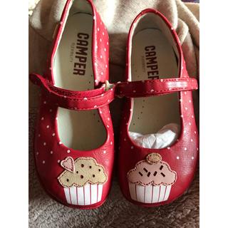 カンペール(CAMPER)の新品camperキッズ靴(スニーカー)