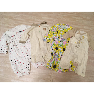 コンビミニ(Combi mini)の新生児服セット(カバーオール)