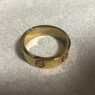カルティエ(Cartier)の指輪(リング(指輪))