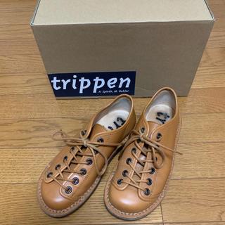 トリッペン(trippen)のtrippen 革靴 35(ローファー/革靴)