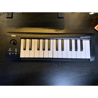 コルグ(KORG)のMIDIキーボード microKEY 25 KORG(MIDIコントローラー)