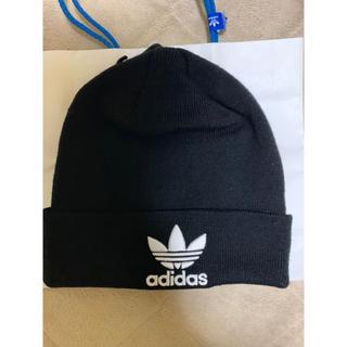 アディダス(adidas)のadidas Originals ニット帽(ニット帽/ビーニー)