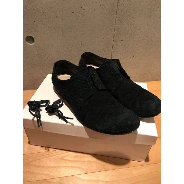 SHIPS(シップス)のSHIPS スウェードシューズ ネイビー ナノプロ付き! メンズの靴/シューズ(ドレス/ビジネス)の商品写真