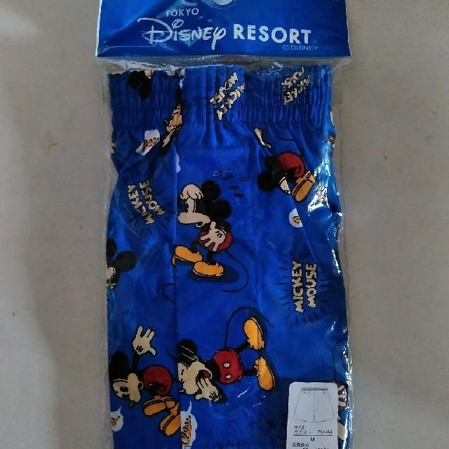 Disney(ディズニー)のTokyo Disney Resort🎶メンズトランス Mサイズ メンズのアンダーウェア(トランクス)の商品写真