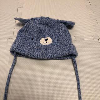 エイチアンドエム(H&M)のニット帽(ニット帽/ビーニー)