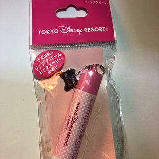 ディズニー(Disney)のディズニーリップクリーム(リップケア/リップクリーム)