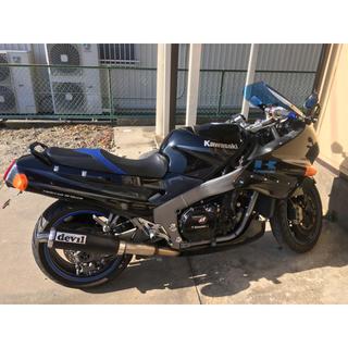 カワサキ(カワサキ)のzzr1100(車体)